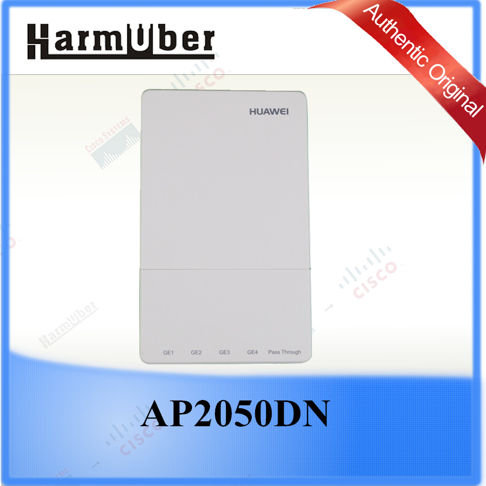 Latest-generation Gigabit Wall Plate Access Point (AP) AP2050DN