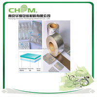 Double adhesive foil blister capsule package factory