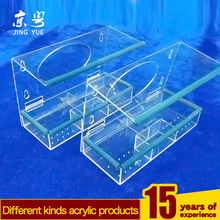 Wholesale Acrylic Bird Cage high quality parrot breeding cage