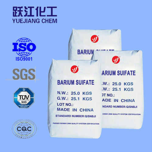 Barium sulfate Precipitated/natural/ultrafine products