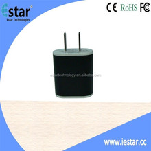Wholesale USB MINI Wall Charger For iPhone For Samsung S4 Note 3 home charger for iphone travel