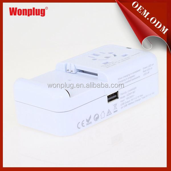 Wonplug new design cassette adapter usb