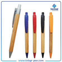 New arrival hot promotional products-wooden ball pen from China