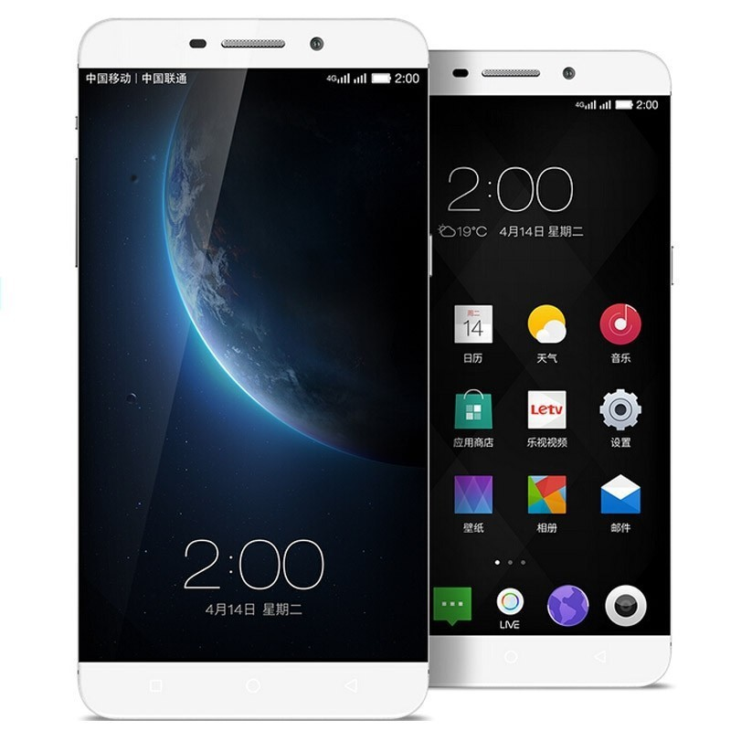 New Arrival Letv Le 1 Pro 5.5 inch IPS Screen 4G Android 5.0 Smart Phone Qualcomm Snapdragon 810 Octa Core RAM 4GB ROM 32GB