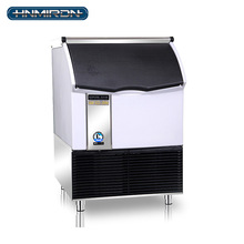 Snow Cube Ice Making Machine/ Industrial Ice Cube Machine For Beer Bar