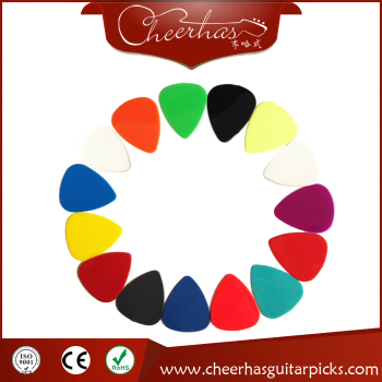 Hot Selling Colorful Customized Personalized Nylon Guitar Picks