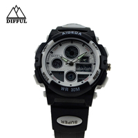 New Style Strong Water Resistant Men Digital Watches Manufacturer&Supplier&Exporter