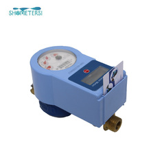 New Concept Liquid Sealed Prepaid Water Meter