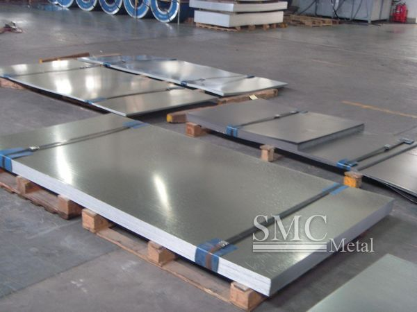 sheet steel galvanized home depot stores in us