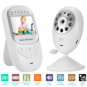New 2.4inch TFT LCD Infant Audio Baby Sound Monitor,Baby Phone Alarm Monitor Camera