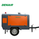 5m3/min screw air compressor with diesel engine driven