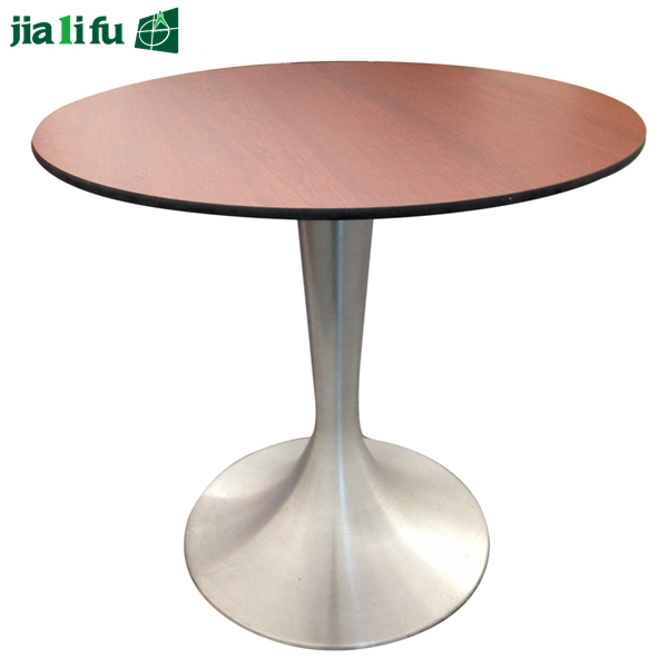 Waterproof compact laminate table for MIFF furniture Fair