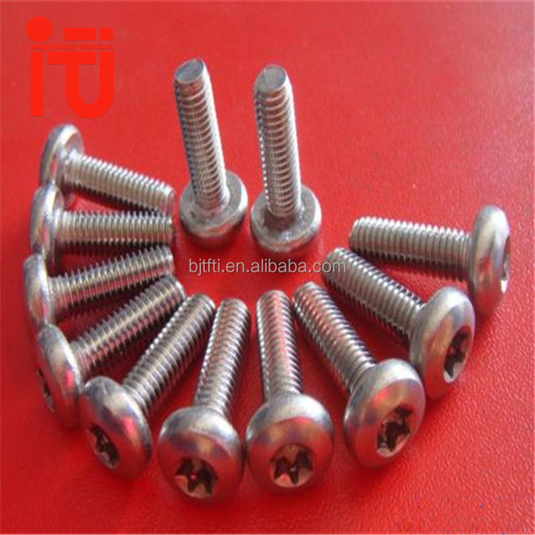 bolts titanium m6 titanium alloy bolts for bicycle and industry totally corrosion proof