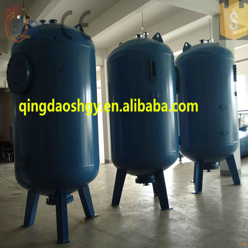 Quartz Sand /Activated carbon water Filter , Mechanical Filtration for drinking water