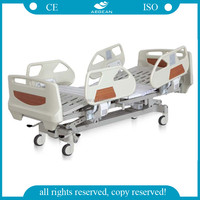 AG-BY004 CE & ISO approved 5-Function Electric Hospital Bed hospital supplies