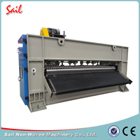 High performance automatic electric multi-function needle punch machinery, needle punched felt making machine