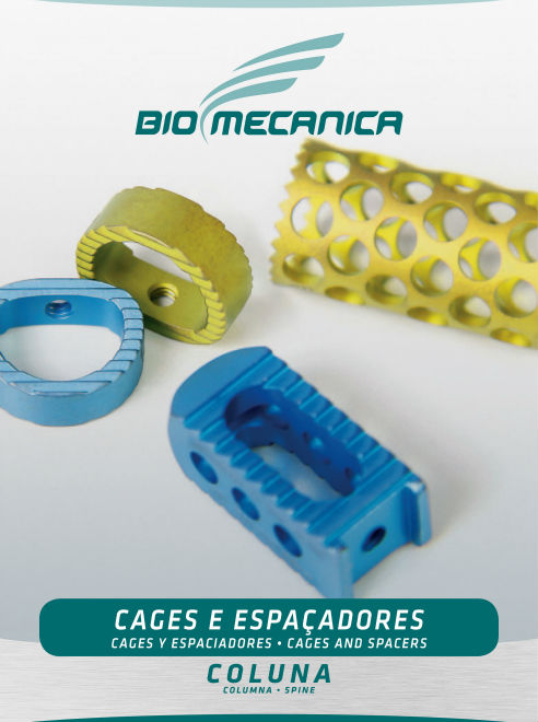 CERVICAL CAGES AND LUMBAR SPACERS - BIOSPINE, ORTHOPEDIC IMPLANTS