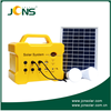 portable small home DC solar power system india low price made in factory