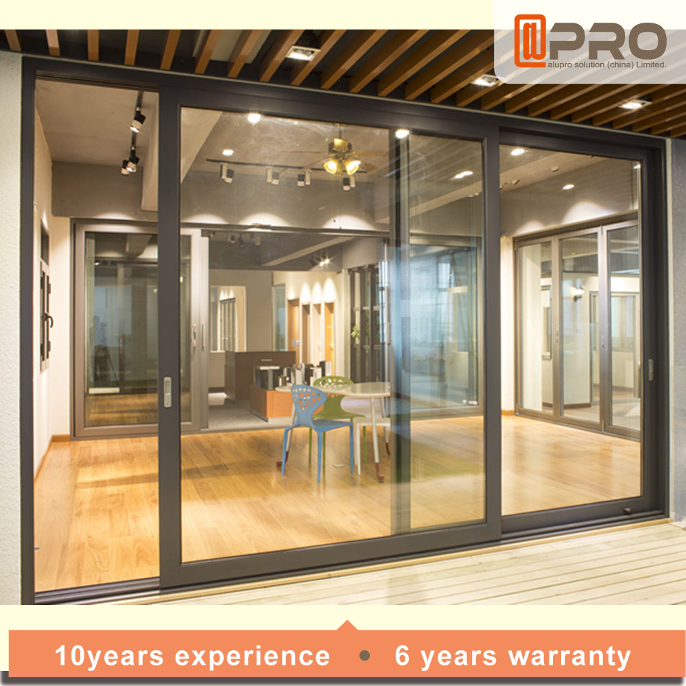 High quality customized cheap prices sliding glass door sliding door