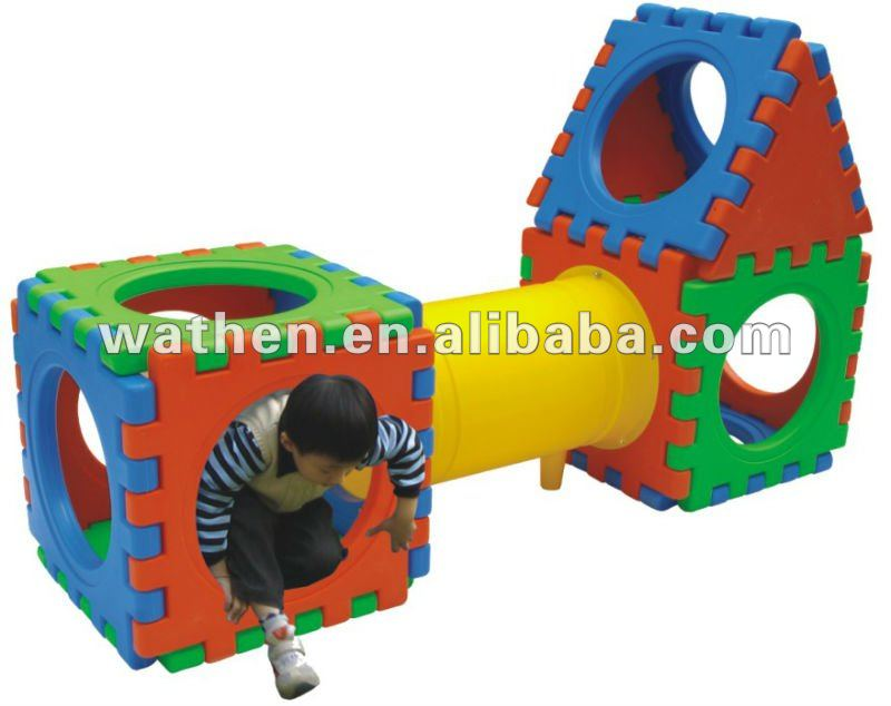 2018 Indoor Kids Soft Play Toys With Game For Children
