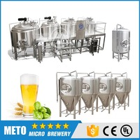 New Type Restaurant /Bars Beer Brewery /Brewing Equipment For Sale 5BBL,6BBL,7BBL