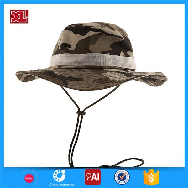 Custom Cotton fine quality custom newest bucket hat with good offer
