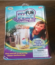 MYFUN FISH CLEANING TANK as seen on tv Fish filter cylinder is not cleaned fish tank