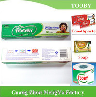 TOOBY Brand China top sell good quality halal toothpaste