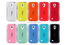 For Samsung Galaxy S4 Mini i9190 iface mall hard case ,Anti shock cases cover tpu+pc combo for samsung 9190 mobile