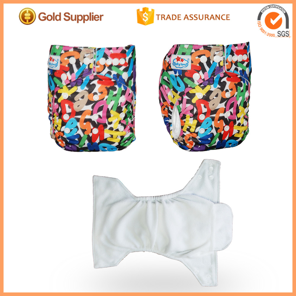 Full Patterns Designs Cloth Diaper Washable Reusable Baby
