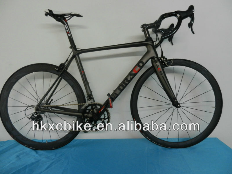 HOT carbon bike frame T700 6.8kg 20 speed carbon frame with ultegra 20 sp for sale EN tested, manufacturer