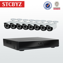China manufacturer OEM metal case camera kit 8ch ahd dvr