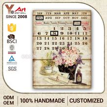 Cost-Effective Decorative Calendar Photo Plaque Decorative Motorcycle Model Iron Craft