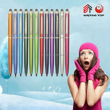 2014 import ballpoint pen with cap for advertising