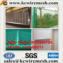 Factory!!!!! KangChen iron concrete reinforcing expanded metal net/concrete reinforcing mesh /plastic coated expanded metal