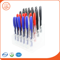 Lantu High End Personalized Plastic Roller Tip Pen For Promotion Advertising