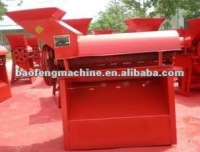2012 new design corn sheller and threshing mahcine