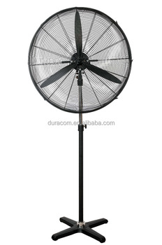 "26"" Industrial Pedestal Fan"