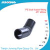 HDPE Butt Fusion Pipe Fittings for water and gas distribution