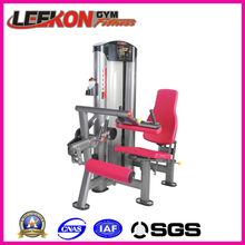 manual exercise equipment thigh extension