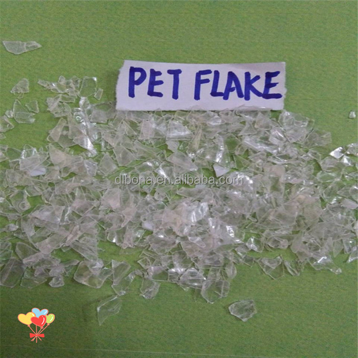 recycled/virgin hot washed pet bottle scrap / pet flakes price in China