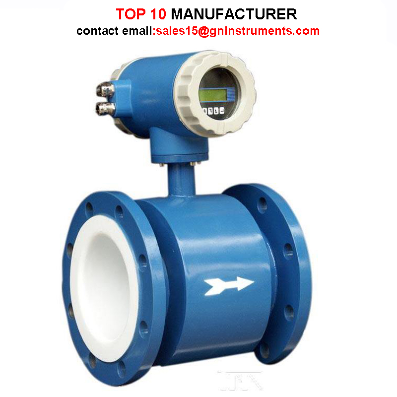 concentrated alkali magnetic flow meter