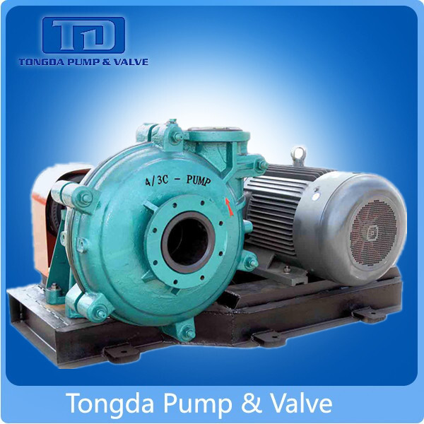 Heat-Engine Plant Use Electric Centrifugal Horizontal Mud Pump