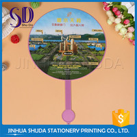 2016 Fashion Good Quality Custom Mini Hand Fan