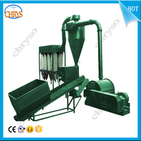22-55kw CEapproved customized wood powder machinery, wood combination machine