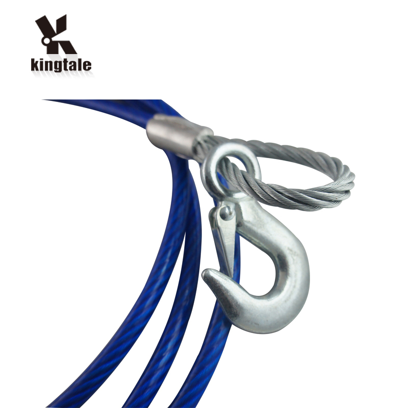 Kingtale Fully stocked pull tow cable sling ropes for trucks