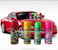 Fast Drying Dashboard Spray car polish wax