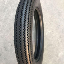 4.00-17 sawtooth vintage motorcycle tube tyre