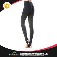Customized printing active wear manufacture tight yoga pants