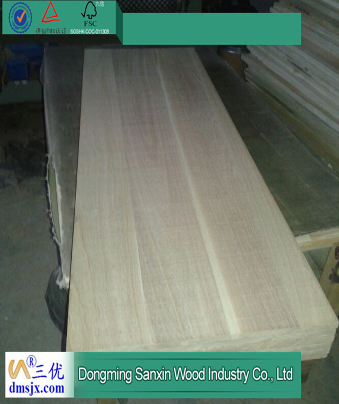 HOT selling FSC certified paulownia core wood for surfboards